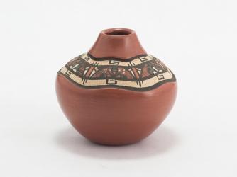 Jemez Bowl by Outstanding Potter BJ Fragua