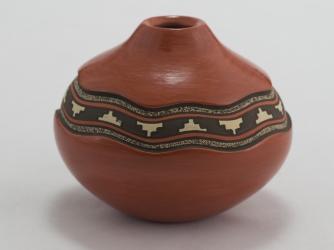 BJ Fragua Jemez Vase