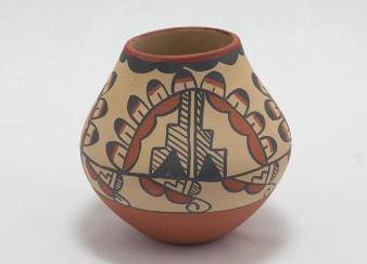 Jemez Pot by Gertrude Romero