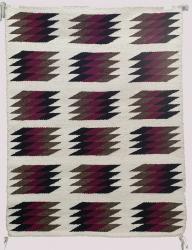 Navajo Rug 37 1/2 x 28 1/4 by Lena R. Toledo
