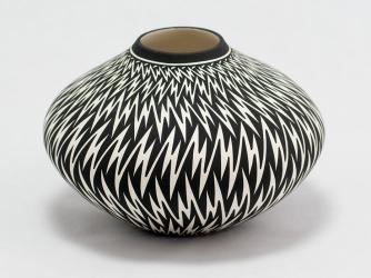 Heart Beat Seed Pot by Award Winning Paula Estevan