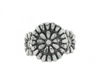 White Buffalo Bracelet