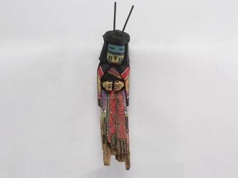 Butterfly Maiden Hopi Kachina