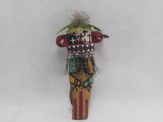 Whipper Hopi Kachina