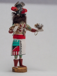 Vintage Navajo Kachina